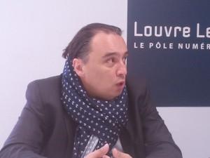 Guillaume Delbar, vice-président de la région Hauts de France en charge de la rénovation urbaine, du logement et de l'innovation numérique et sociale.