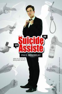 Paul Minereau et son humour noir à l'honneur.