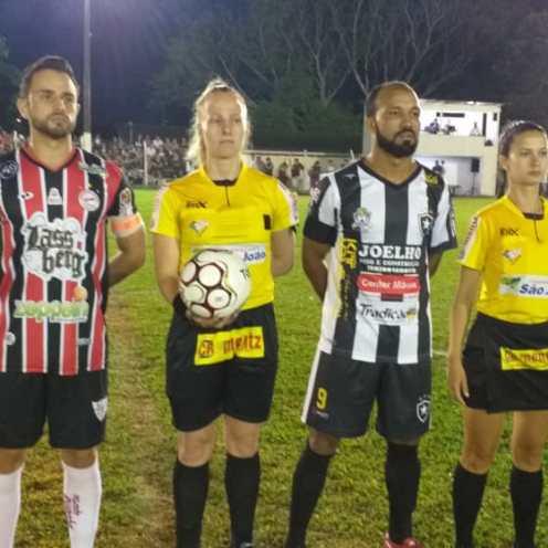 Copa Campeoes 2019 -- inicio de jogo