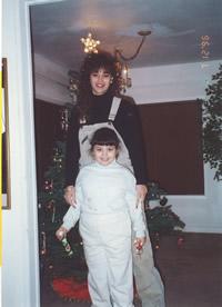 Gina and Amanda; Tacoma, Washington, 1996. Source: Grace Ortega