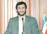 Mahmoud Ahmadinejad, a populist and Islamic conservative, was elected as Irans president in June 2005.  Source: iran-daily.com