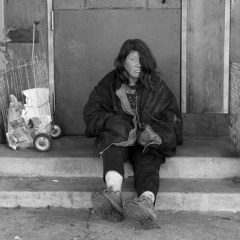 How Homelessness Became A Crime