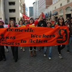 Justice in the Home: Domestic Workers Re-define the Labor Movement