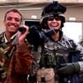 Linsay Rousseau Burnett, Sgt. U.S. Army