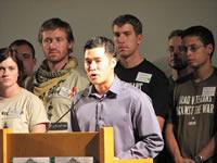 Brothers at Odds: The U.S. Army vs. Lt. Ehren Watada