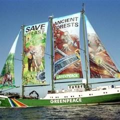 Women Rising #24—Activist Women of Greenpeace