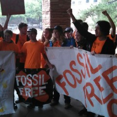 Divest! Pulling the plug on Fossil Fuels