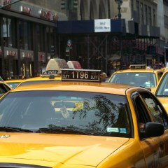 Global Taxi Driver