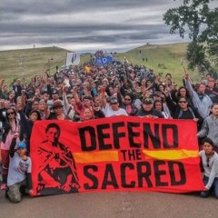 Native Power: Language, Land, and Water NoDAPL
