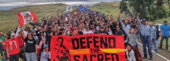 Native Power: Language, Land, and Water NoDAPL
