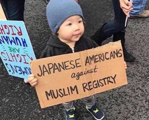 Building Resistance: Japanese Imprisonment and the Fight Against a Muslim Registry