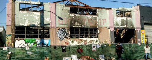The Aftermath of Ghost Ship and the San Pablo Fires