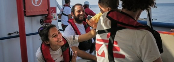 Women Rising Radio: Rescuing The Isolated and Displaced, Women of Doctors Without Borders