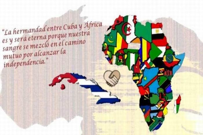 Cuba con África, todos los días