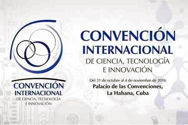 Sesiona en La Habana I Convención Internacional de Ciencia, Tecnología e Innovación