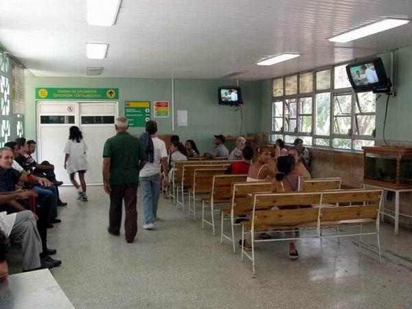Atención médica en Cuba