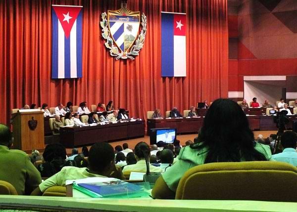 Aprueba Asamblea Nacional extender el término de mandato de la actual legislatura