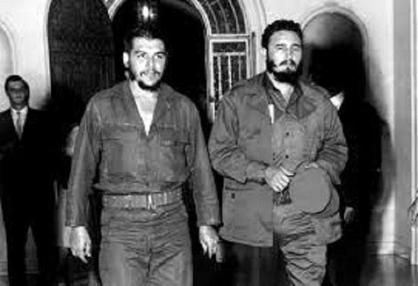 Che Guevara y la amenaza de Estados Unidos a Cuba