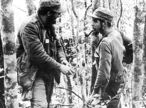Che Guevara: El primer combate como Comandante en la Sierra Maestra