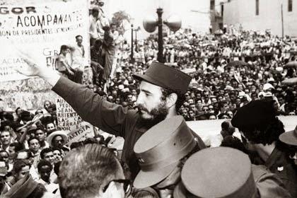 Fidel Castro y su lucha contra la discriminación racial