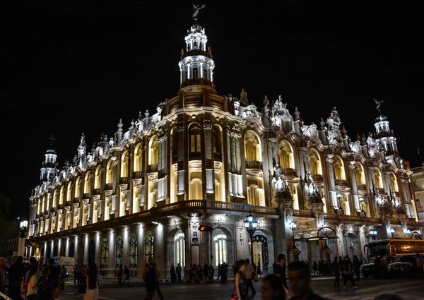 Reapertura del Gran Teatro de La Habana Alicia Alonso, el 1 de enero de 2016. ACN FOTO/Marcelino VÁZQUEZ HERNÁNDEZ/sdl