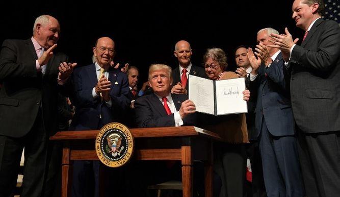Principales cambios anunciados por Trump en la Directiva presidencial
