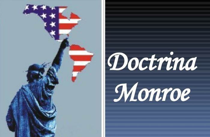 La Doctrina Monroe y las estrategias de Washington