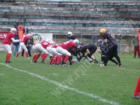 Resita Locomotives-Cluj Crusaders (1)