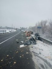 accident caras dn6