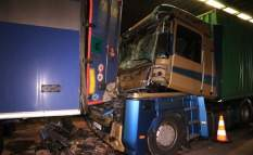 accident tir belgia