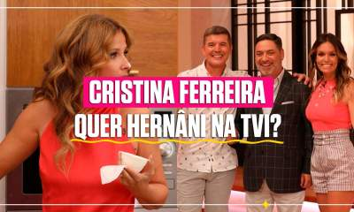 Hernâni Carvalho na TVI