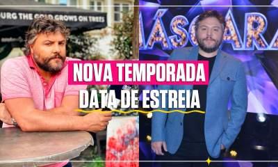 César Mourão já tem data de estreia para regressar à SIC