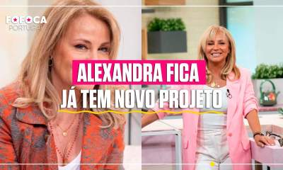 Alexandra fica na SIC