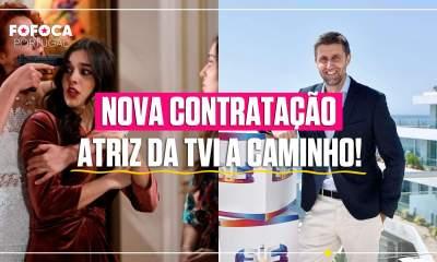 Daniel Oliveira contrata Joana de Verona para a SIC