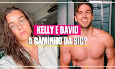 Kelly Bailey e David Carreira