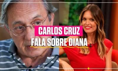 Carlos Cruz fala de Daina Chaves