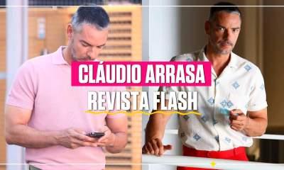 Cláudio Ramos arrasa FLASH