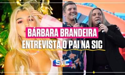 SIC prepara entrevista de Bárbara Bandeira ao pai