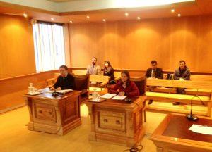 Fiscal Rios en Corte de Apelaciones
