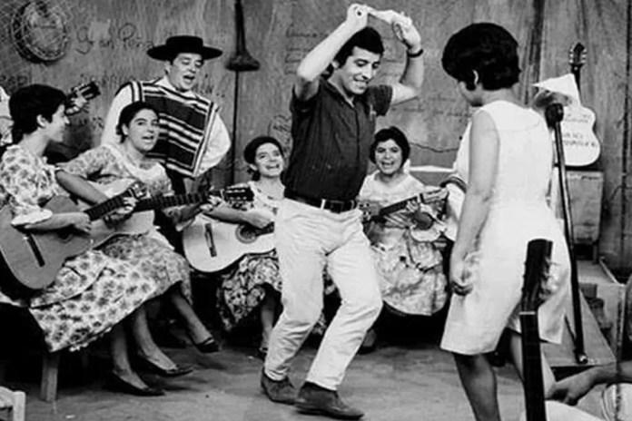 Víctor Jara y Cuncumen
