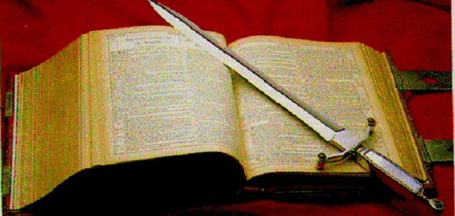 La espada de Moisés