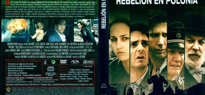 """""""Rebelión en Polonia (Uprising)"""" (2001), de Jon Avnet"""