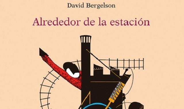"""""""Alrededor de la estación"""" de David Bergelson, con sus editores Joanna Szypowska y Miguel Ángel Moreno"""