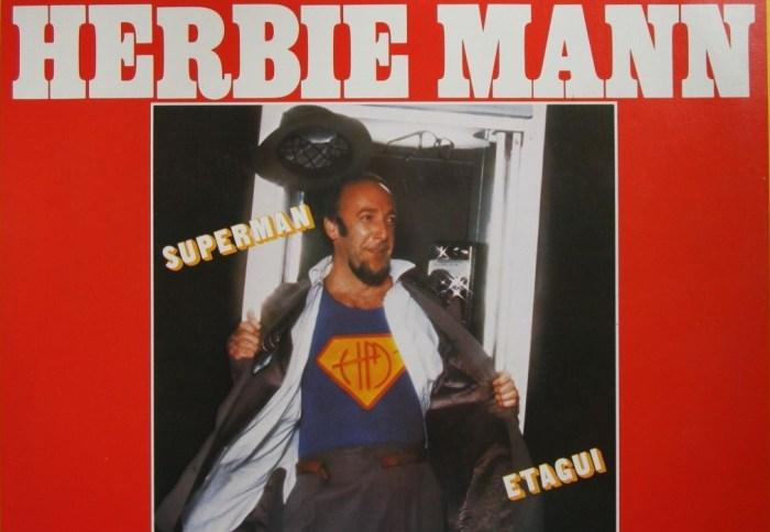 Herbie Mann (IV): fusión rock, pop y disco