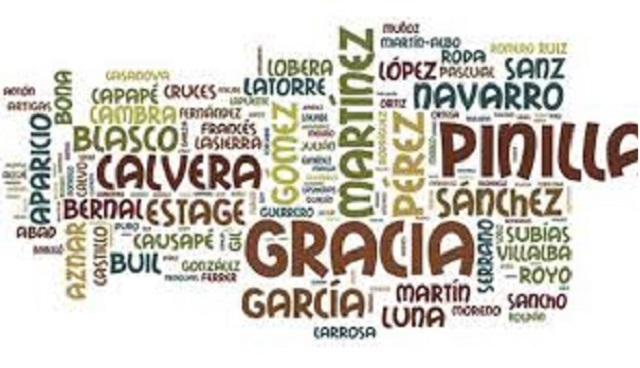 El origen de los apellidos Pinto, Ragel, Surijón y Román o Romano