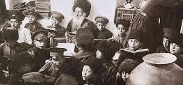 Los judíos de las montañas