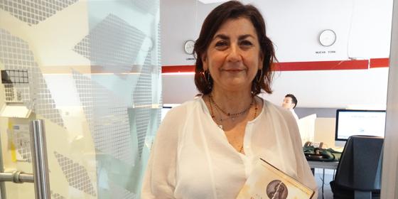 """Presentación de """"El ángel del olvido"""", de Berta Tabor"""