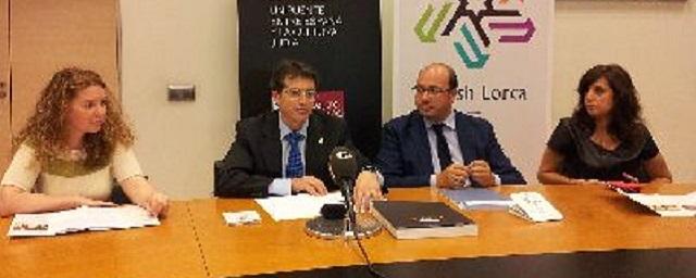 Presentación del festival de cultura contemporánea judía Jewish Lorca