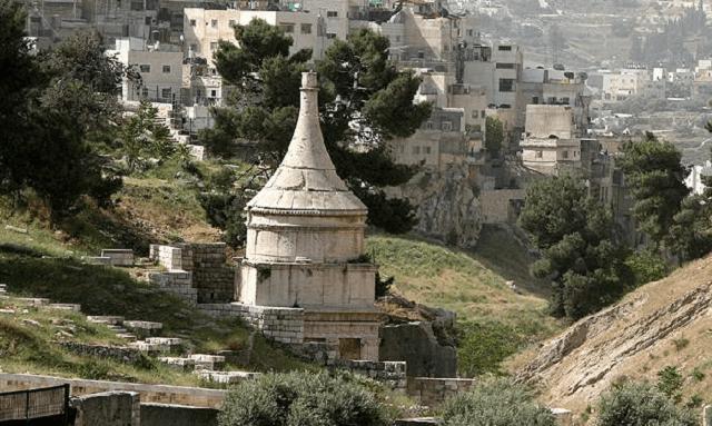 Abshalom se reencarnó en Nazareo