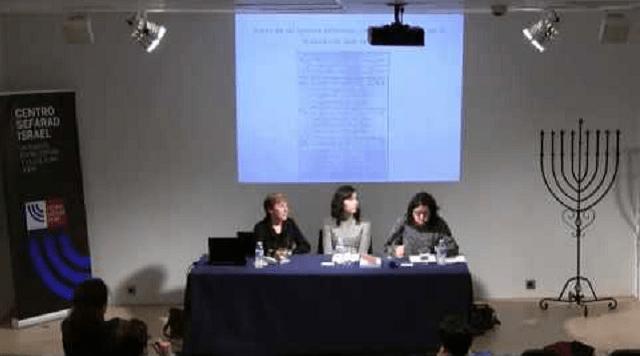 Los sefardíes y la poesía tradicional hispánica del siglo XVIII. El Cancionero de Abraham Israel (Centro Sefarad-Israel, Madrid, 6/2/2014)